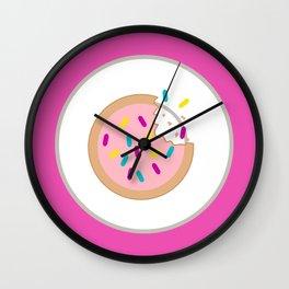 Culprit Wall Clock
