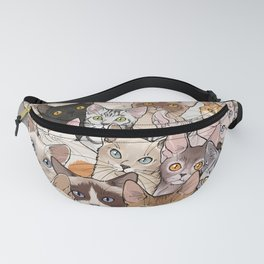 A lot of Cats Fanny Pack