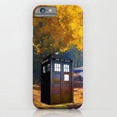 Tardis Autumn Slim Case iPhone 6s