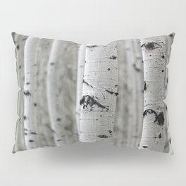 What a Birch Pillow Sham