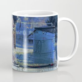 Waiting to Skate  -  Skateboarder Coffee Mug