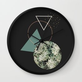 Hello Winter #society6 #decor #winter Wall Clock