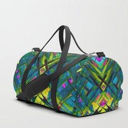 Colorful digital art splashing G467 Duffle Bag