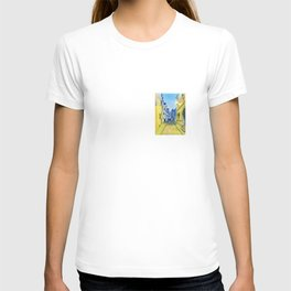 Town in Dusk T-shirt