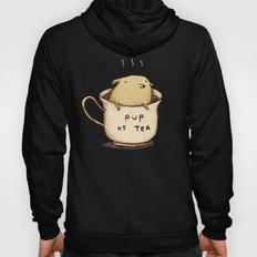 Pup of Tea Hoody