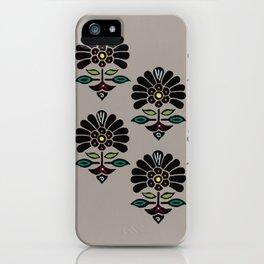 My Jaipur Flowers iPhone Case