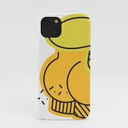 Say it, don't spray it. iPhone Case