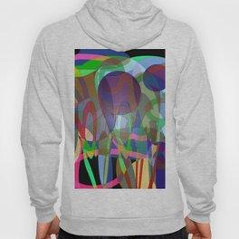 Abstrackt Art Hoody