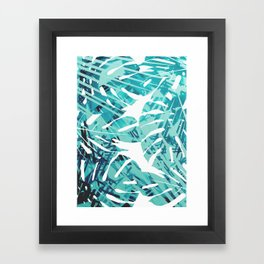Tropica Framed Art Print