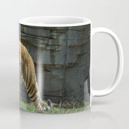 Prancing Tiger Coffee Mug