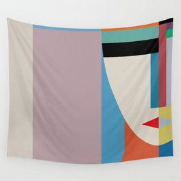 Absolute Face Wall Tapestry