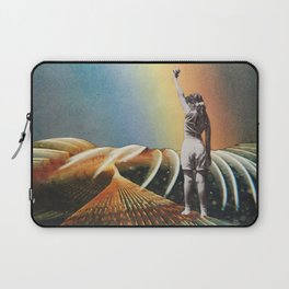 My brother is coming back home Laptop Sleeve