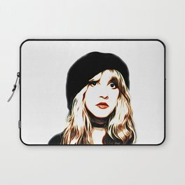 Stevie Nicks - Rhiannon - Pop Art Laptop Sleeve