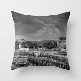 Scarborough South Bay Throw Pillow