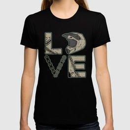 I Love Dirt Bike | Motocross T-shirt