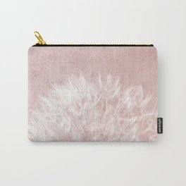 A Wish in Pink Carry-All Pouch