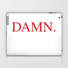 DAMN. Kendrick Lamar Laptop & iPad Skin