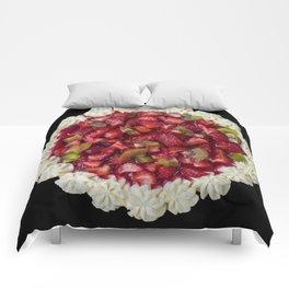 Strawberry Cheesecake  Comforters