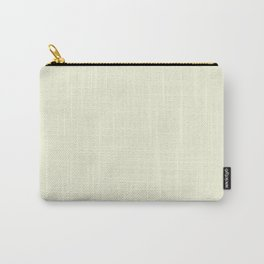 (Beige) Carry-All Pouch