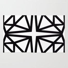 Estrella de copito Rug