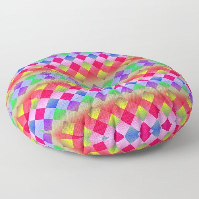 Pretty Floor Pillow