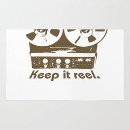 Keep It Reel Rug