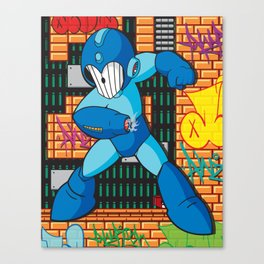Mega Cap Canvas Print