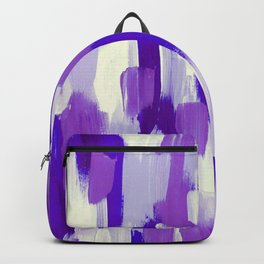 Purple Cora Backpack
