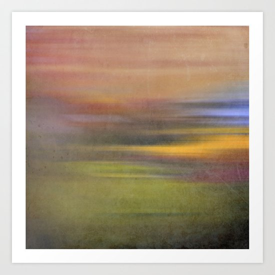 colour square Art Print