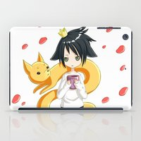 the little prince iPad Cases featuring Little Prince by Freeminds