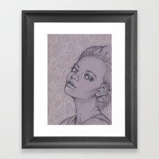 Sloan Framed Art Print