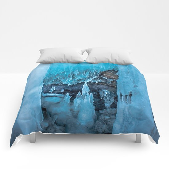 The Ice Palace Comforters