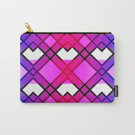You Zig I Zag Carry-All Pouch