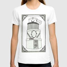 Hatboxes T-shirt