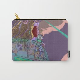 Aviating Martinoid Carry-All Pouch