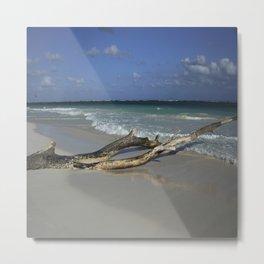 Carribean sea 14 Metal Print