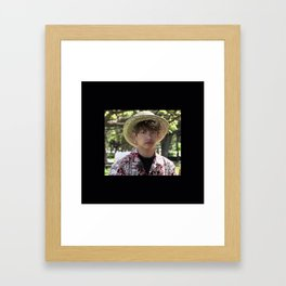 Bts Bon Voyage Framed Art Print