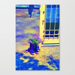 A Better Planter Canvas Print