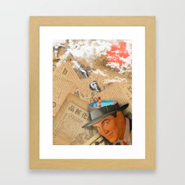 """May In Moscow Pt. 2"" by Butter And Salmon Framed Art Print"