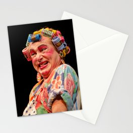 La reina de su casa Stationery Cards