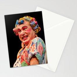 La reina de su casa Stationery Cards