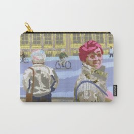 Passers (Passants) Carry-All Pouch
