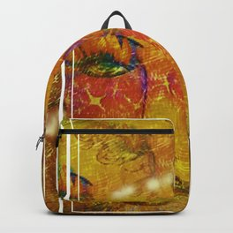 The Many Faces Of The Sun Backpack