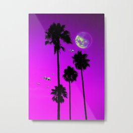 Where Are They Going? Metal Print