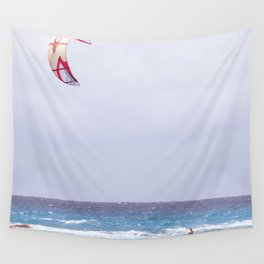 kite surfin' Wall Tapestry