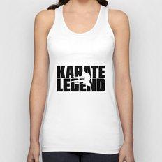Karate Legend Unisex Tank Top
