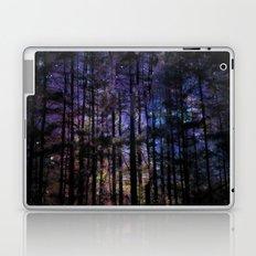 Twilight Woodlands Laptop & iPad Skin