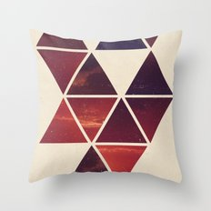 Midnight Juggernauts Throw Pillow