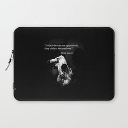My Opponents. Laptop Sleeve