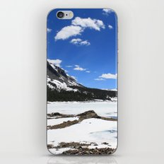 Tioga Lake iPhone & iPod Skin